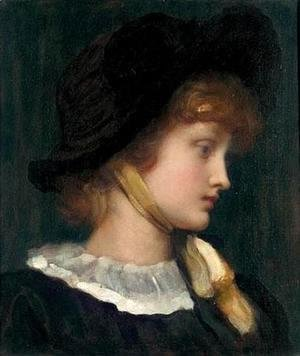 Lord Frederick Leighton - Letty