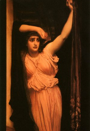 Lord Frederick Leighton - The Last Watch of Hero
