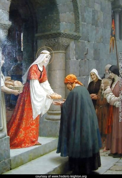 Charity of St. Elizabeth of Hungary