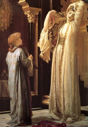 Lord Frederick Leighton - Light Of The Harem