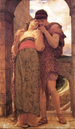 Lord Frederick Leighton - Wedded