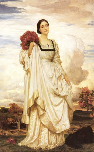 Lord Frederick Leighton - The Countess Brownlow