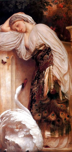 Lord Frederick Leighton - Odalisque