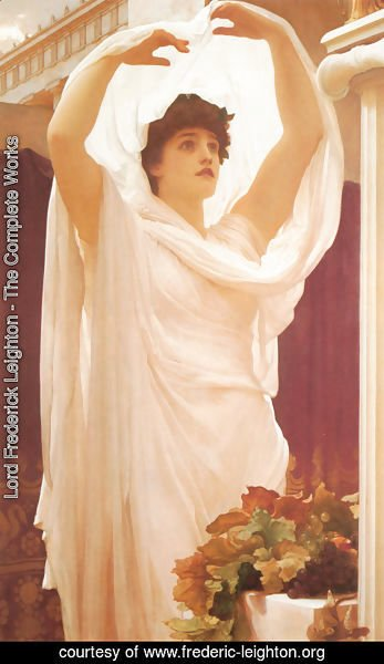 Lord Frederick Leighton - Invocation