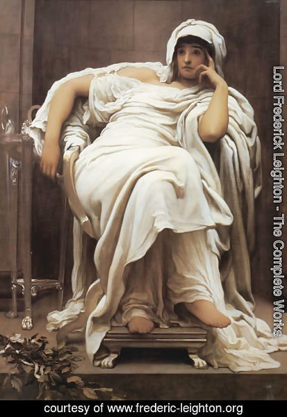 Lord Frederick Leighton - Faticida