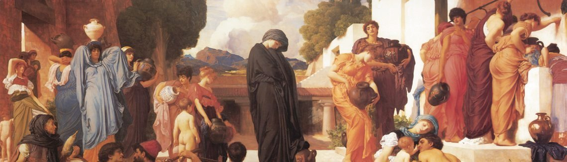Lord Frederick Leighton - Captive Andromache
