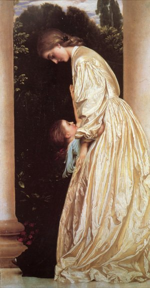 Lord Frederick Leighton - Sisters