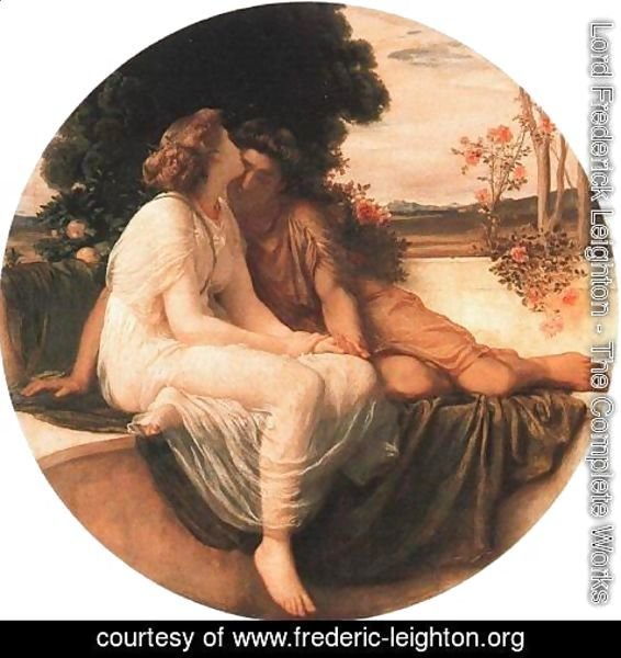Lord Frederick Leighton - Acme And Septimus