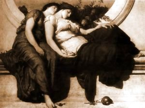 Lord Frederick Leighton - Summer Noon